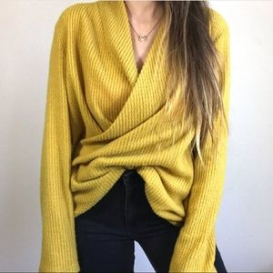 Pleione Anthropologie | Waffle Knit Sweater